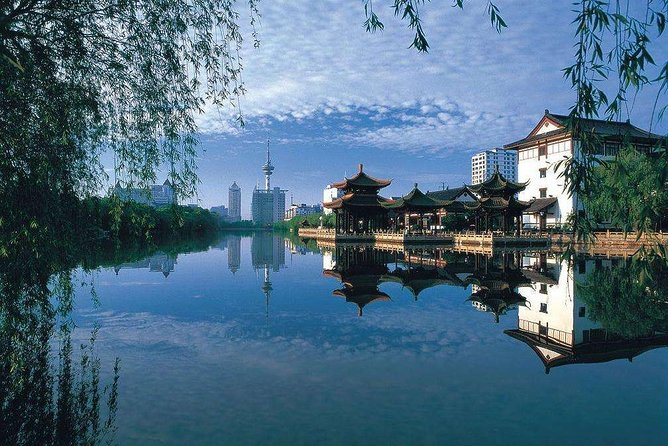 Private Transfer to Nantong City from Shanghai Pudong or Hongqiao Airport