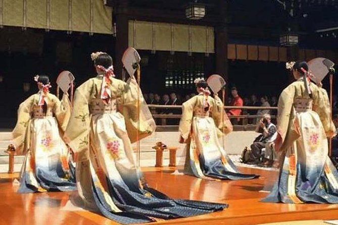 Full-Day Tokyo City Tour with Traditional Experiences