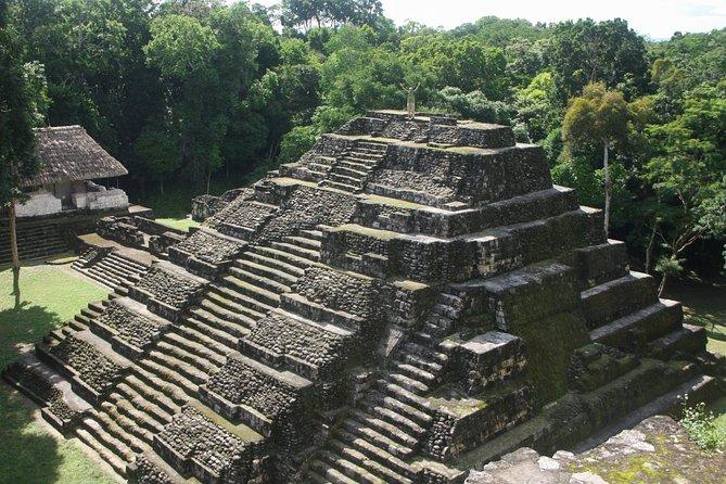 Yaxha Mayan Ruin