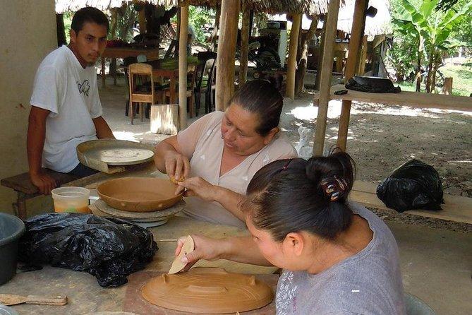 Mayan Pottery and ceramic making