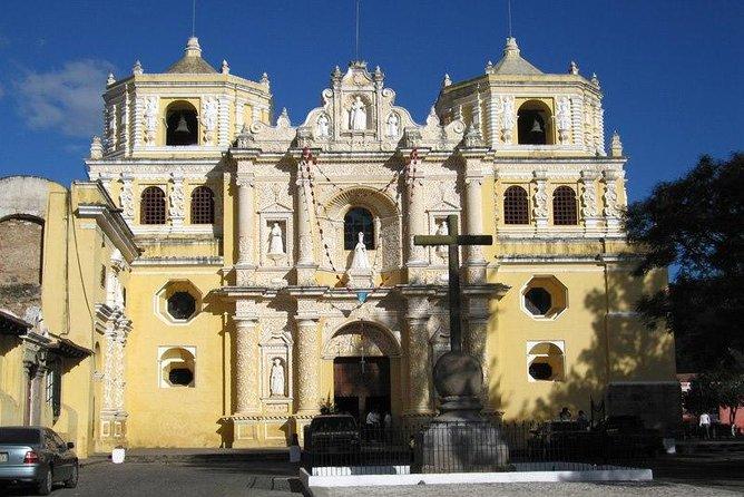 Executive Guatemala tour