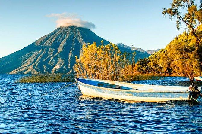 Day Tour to Lake Atitlán