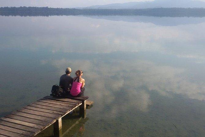 Laguna Lachua from Coban