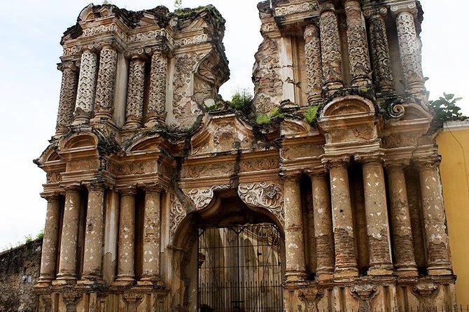 Facades Tour Antigua Guatemala