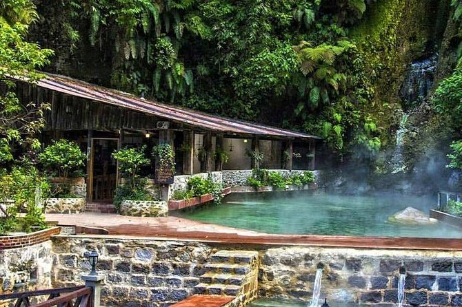 Tour to Georgina Hot Springs from Quetzaltenango