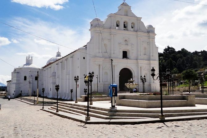 Tour to colonial churches in quetzaltenango and totonicapan