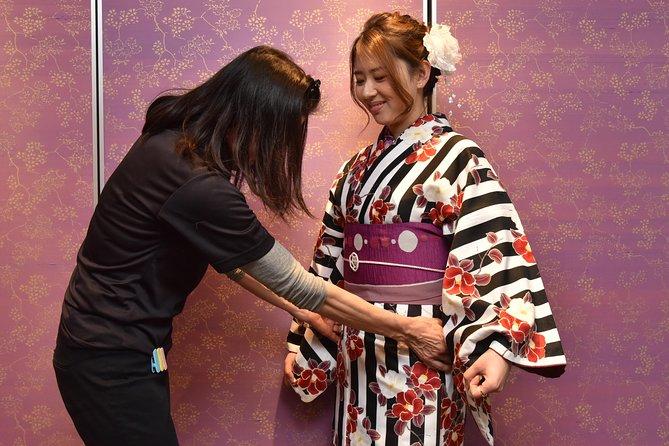 Experience Kimono in Kyoto