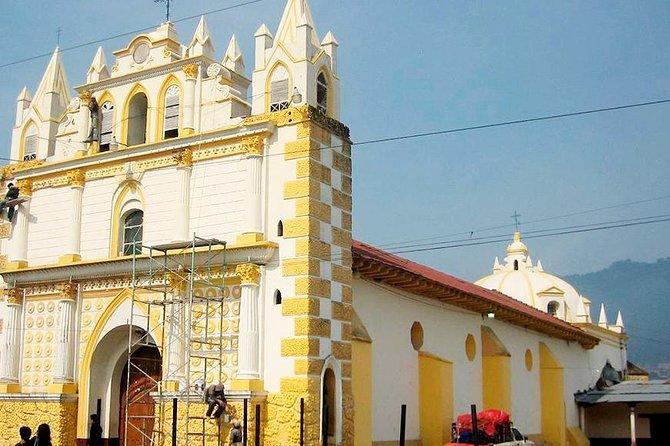 Tour to native villages around quetzaltenango