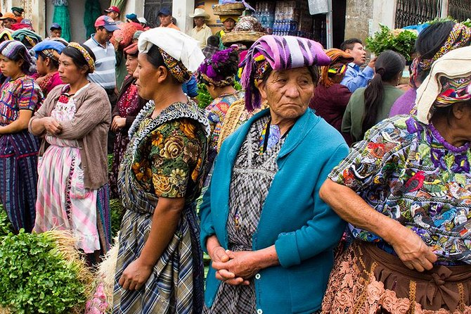 Tour to native villages around Xela