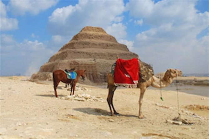 Private tour of Dahshur, Memphis, and Saqqara from Cairo