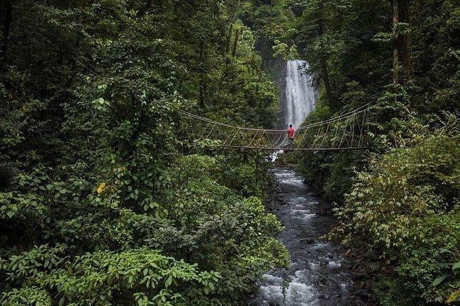 El Tigre Waterfalls Monteverde