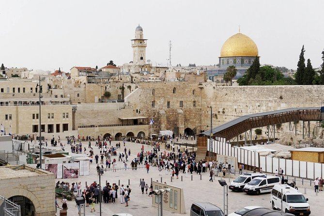 Jerusalem of Gold and Stones: a city of three religions and 4000 years