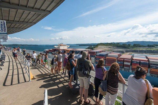 Tour Canal de Panama Esclusas del Agua Clara (Locks) Expanciòn del Canal