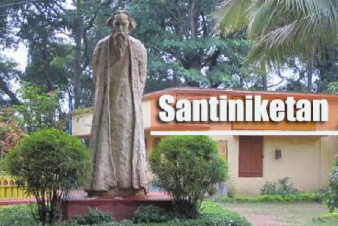 Private Full Day Tour of Shantiniketan from Kolkata