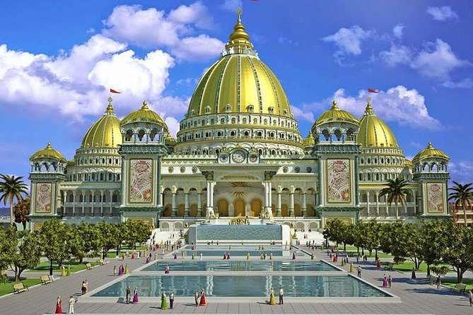 Private Full Day Tour of Mayapur- An Major Pilgrimage Site, from