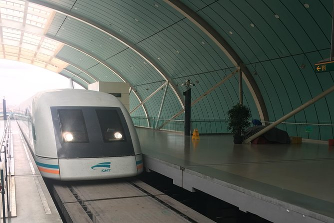 Shanghai Airport Layover Tour with Maglev Train photo 1