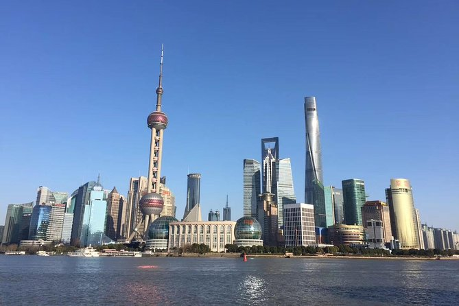 Shanghai Two-Day Tour with Private Vehicle