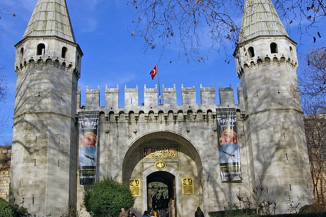 Topkapi Palace Skip-The-Line Entry with Guided Tour