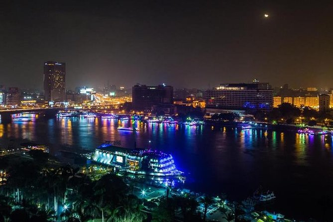 Two Days Cairo Tour : Nile Cruise, Camel Riding, Pyramids and Museum