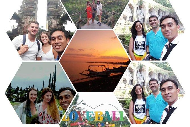 Bali Island Tour service with Private Driver