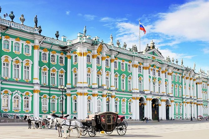 St Petersburg city tour including visit to the state Hermitage museum photo 1