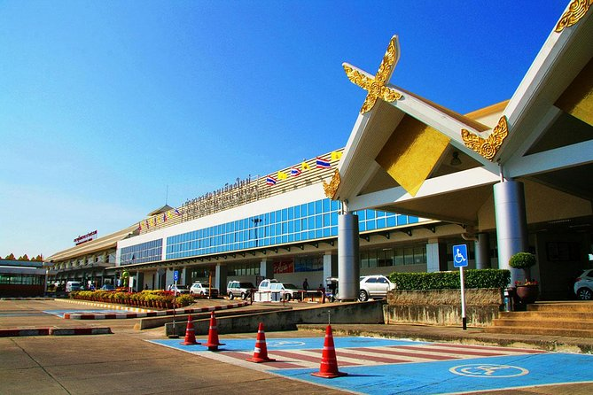Chiang Mai Airport Arrival Transfer - Airport to Chiang Mai City Hotel