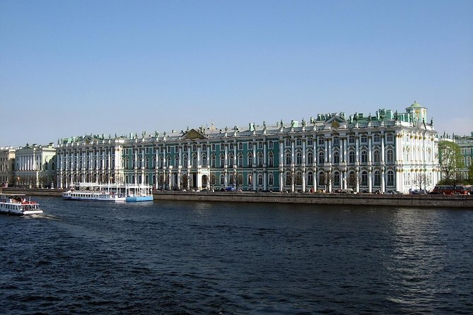 St Petersburg city tour including visit to the state Hermitage museum photo 2