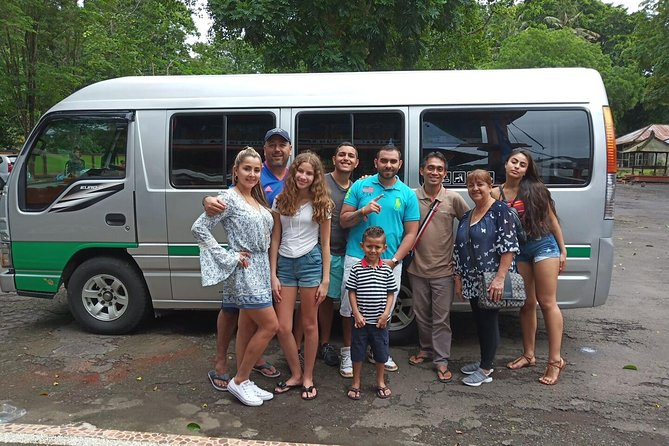 Private Day Tour with Long Van 7-16 Persons