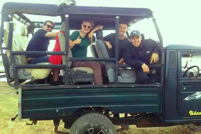 Udawalawa National park safari jeep tour service & taxi Service & round tour