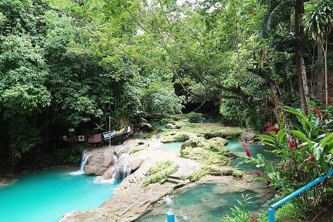 Cool Blue Hole Ocho Rios