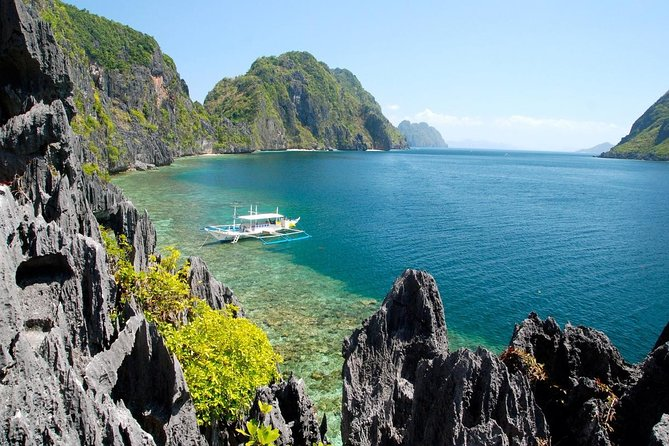 El Nido Tour C From Puerto Princesa