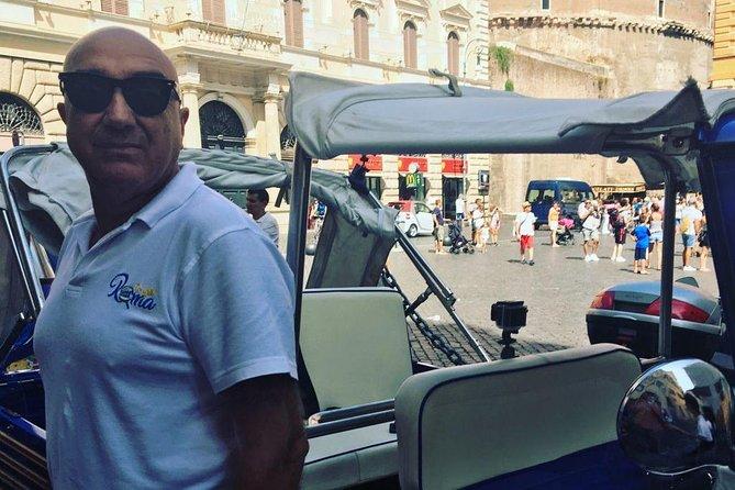 James Bond Buggy Tour