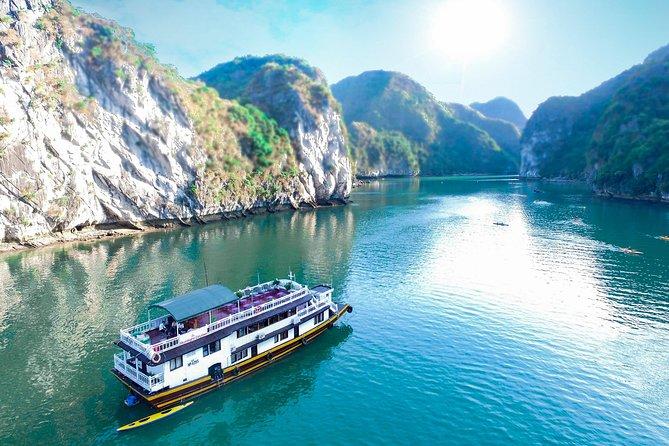 Lan Ha Bay Cruise 2D1N