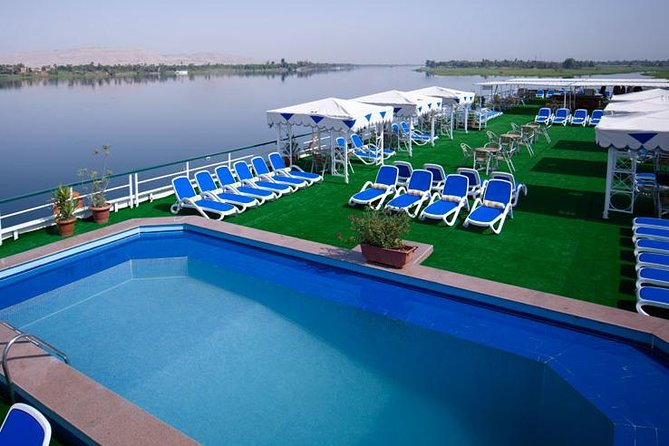 Nile Cruise Luxor - Aswan 4 Nights 5 Days full board with sightseeing photo 7