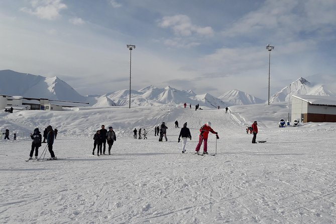 Full Day Tour to Gudauri Skiing Resort, Training in Skiing and Snow Activities photo 2