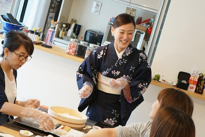 KEI's Sushi Coocking School