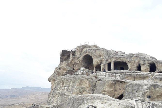 UNESCO protected sites and Antique cities in Georgia - Mtskheta and Uplistikhe