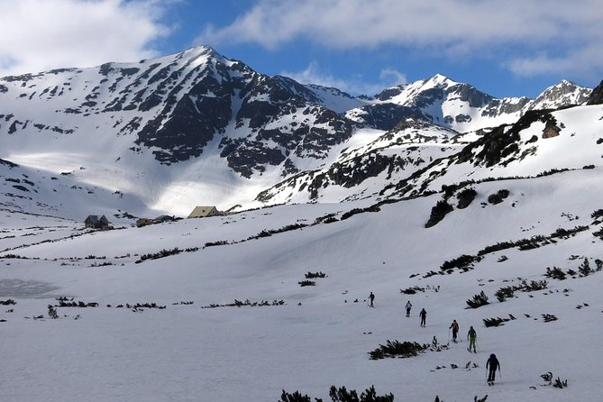 On top of the Balkans - Snowshoeing to Peak Musala (2925m)