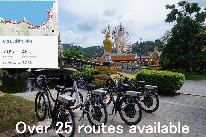Big Buddha Bike Ride (Koh Samui)