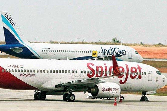 Delhi Indira Gandhi International Airport-Departure Transfer
