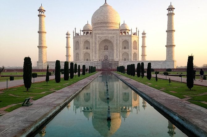 All Inclusive- Private Taj Mahal And Agra Fort Day Tour From New Delhi