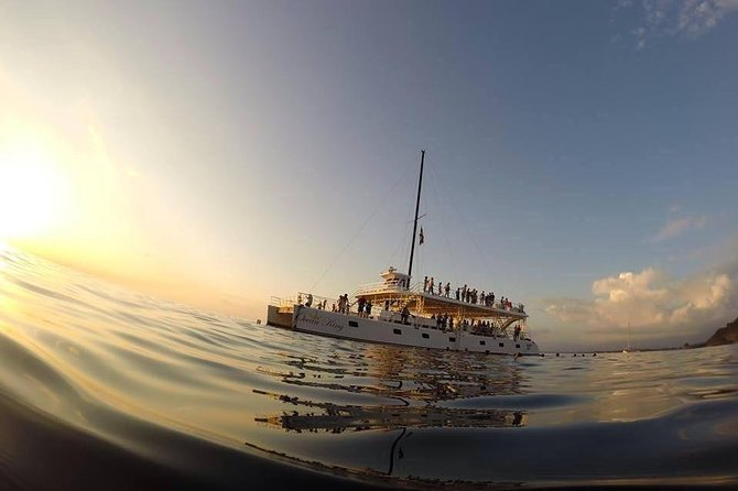 Sunset Catamaran Ocean King Manuel Antonio