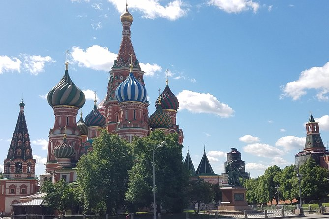 Private Tour: Moscow with an American