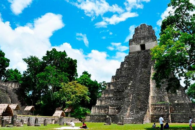Tikal with Private Guide and Transportation from Flores