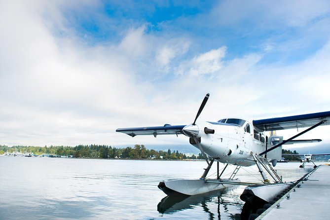 Seattle to Vancouver Seaplane Flight
