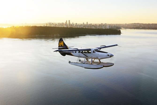 Vancouver to Seattle Seaplane Flight