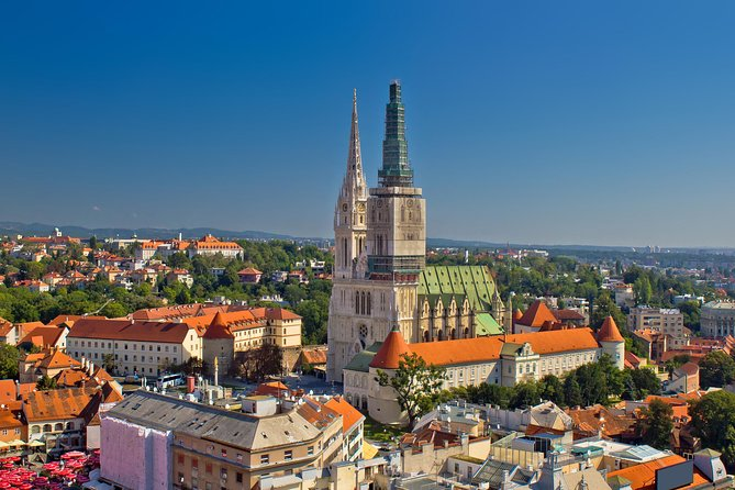 Zagreb Guided Walking Tour