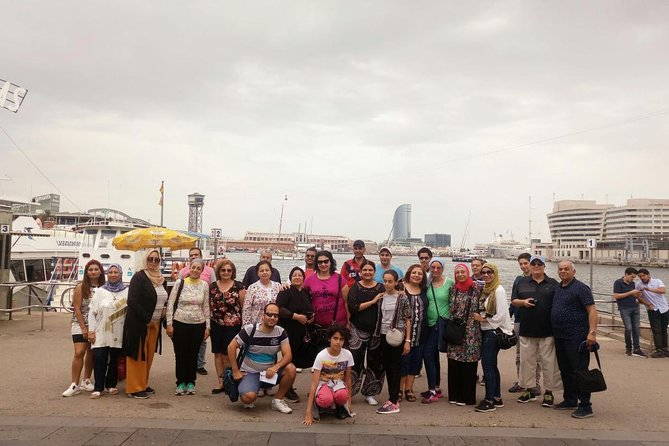 Barcelona City Tour Full day 9 hours 10h to 19h