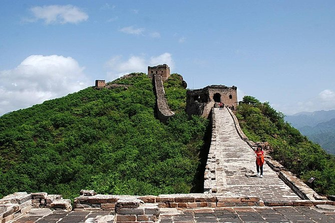 Tianjin Private Day Trip to Gubei Water Town and Simatai Great Wall with Cable Car photo 7