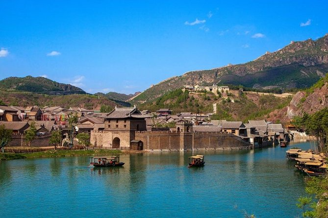 Gubei Water Town and Simatai Great Wall Private Tour with Cable Car and Massage